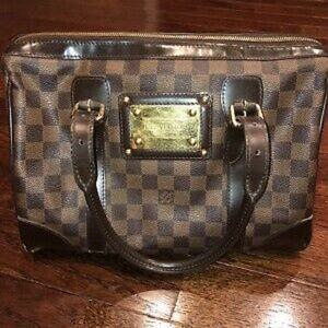 Authentic Louis Vuitton Berkeley Damier Ebene PM